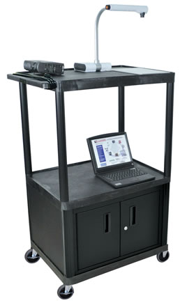 utility cabinet audio visual cart tuffy cart tuffy carts utility cart 27891