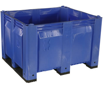 Plastic Container And Pallets