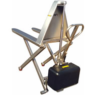 stainless steel manual and electric  high lift