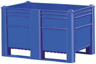 box pallet type containers