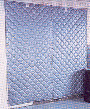 Quilted Fiberglass Wall Panels Sound Absorption