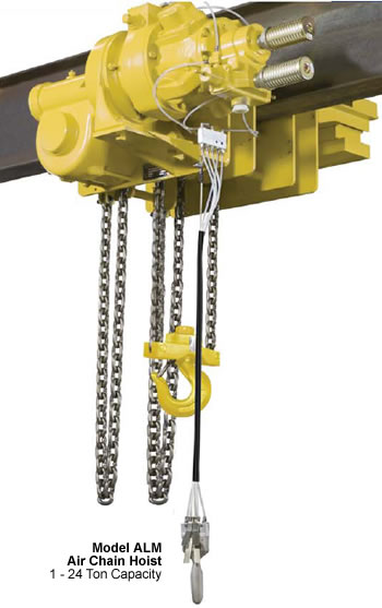 Chester Electric Low Headroom Chain Hoists