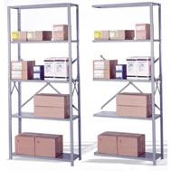 lyon 800 series open shelving sections
