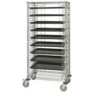 modular trays & tray carts