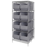 rackbins containers
