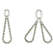 liftalloy basket type chain slings