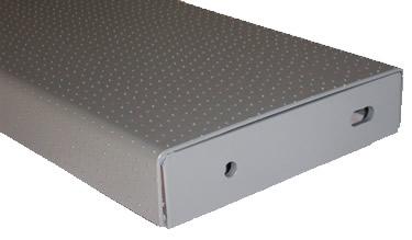 Welded End Plate. MATERIALS. Algrip Slip Resistant Treads ...