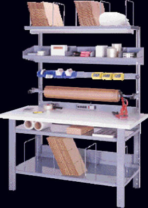Bench Benches Packing Stations Steel Bench Workbenches
