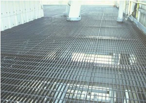 Image Result For Steel Grate Flooring