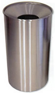 Premier Series Stainless Steel Waste Receptacles