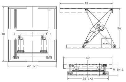 Truck Lift Gate Wiring Diagrams likewise Jlg Lift Wiring Diagram also Jlg Scissor Lift Wiring Diagram Php besides Electric Lift Table as well Wiring Diagram Besides Skyjack Scissor Lift On. on scissor lift table wiring diagram