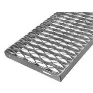 Metal Stair Treads Bar Grating Treads Diamond Plate Treads Algrip Stair Treads