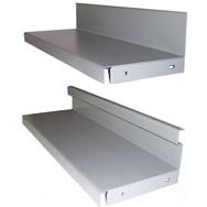 Slip Resistant Closed Riser Algrip Stair Treads (BOCA And IBC Type)