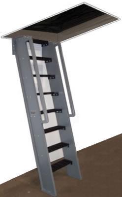 Ships Ladder Extented Handrail, Hatch Access Models