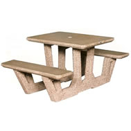 commercial & residential concrete tables