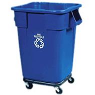 mobile recycling collection equipment