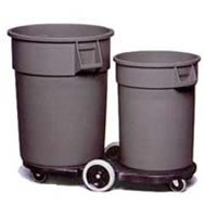 waste containers and accessories