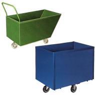dump & box trucks