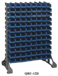 double sided rack