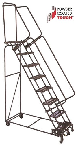 Amazing Position. Weight Acuated Lockstep Ladders