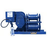 electric cable loop drive