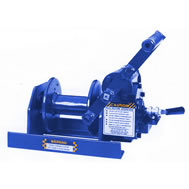electric winch-hoist