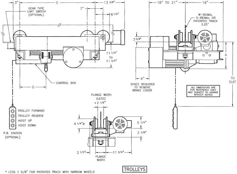 budgit hoist electrical budgit wiring diagram free