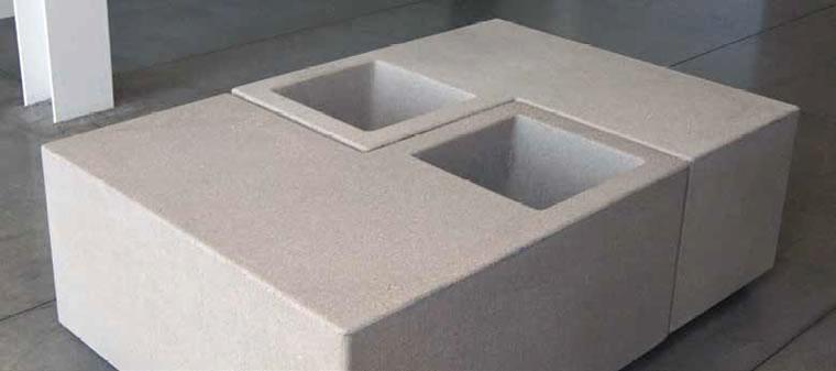 Planter and Seat Sets, Concrete Planters, Planters ...
