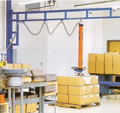 Wall Cantilever Work Station Jib Cranes